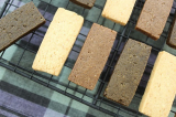 マクロビオティッククッキー 豆乳シリーズ3種。の画像(3枚目)