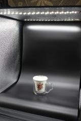 ★★★ フリマアプリのブツ撮りはこれで完璧!LEDライトつき&折りたたみ可能な「撮影ボックス」 ★★★の画像(9枚目)