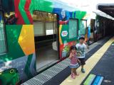 「優秀なプールと久々の電車♡」の画像(11枚目)