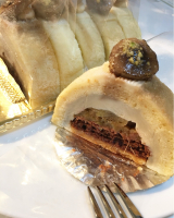 「BIOKURA♡焼きバナナとリュバーブのロール」の画像(2枚目)