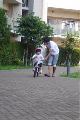 「D-Bikeで自転車デビュー‼︎」の画像(8枚目)