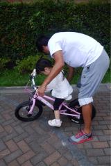 「D-Bikeで自転車デビュー‼︎」の画像(4枚目)