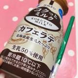 「❁︎タカナシ乳業 コクっとミルク ほうじ茶ラテ」の画像(2枚目)