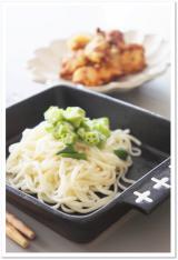 ちゅるっと細麺が美味しい☆亀城庵*細切半生讃岐うどん*の画像(3枚目)