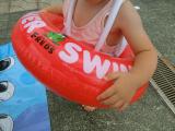 娘の泳ぎの練習にSWIMTRAINERはじめました!の画像(10枚目)