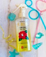 「夏のまとめ髪にぴったり!大島椿「つやつやヘアウォーター」」の画像(1枚目)