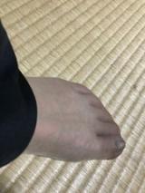 爽やか感に満足!シャルレのすっきり快適ひざ下丈ストッキングの画像(3枚目)
