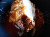 「【コストコレシピ】絶品チキンライス!余りチキンと米をトマトジュースで炊くだけ!」の画像(8枚目)
