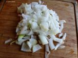 「【コストコレシピ】絶品チキンライス!余りチキンと米をトマトジュースで炊くだけ!」の画像(6枚目)