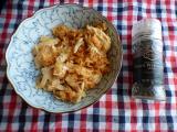 「【コストコレシピ】絶品チキンライス!余りチキンと米をトマトジュースで炊くだけ!」の画像(13枚目)