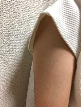 「重曹石鹸経過」の画像(1枚目)