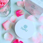 ..【-DeAU-ミネラルルースパウダー】..敏感肌の方や、肌トラブルを起こしやすい方にもオススメなミネラルルースパウダー❤️.粉はどんな肌色にも自然と馴染むヌーディーカラ…のInstagram画像