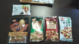 おやつにナッツを食べる。共立食品さんから♪の画像(2枚目)
