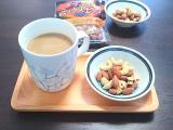 おやつにナッツを食べる。共立食品さんから♪の画像(4枚目)