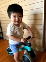 1歳からのチャレンジバイク!ディーバイクミニの画像(2枚目)