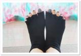 足の汗ケアはとっても重要☆ほーりぃインナーソックスの画像(2枚目)