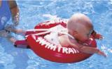 「泳ぐ練習用浮き輪「スイムトレーナー」で遊んだよ!」の画像(6枚目)