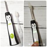 【モニター】イオンの力で歯垢除去できる子供用歯ブラシ「Smart KISS YOU子供歯ブラシ」の画像(3枚目)