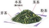静岡県産のこだわりの上級深むし茶3煎の画像(6枚目)