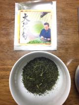 静岡県産のこだわりの上級深むし茶3煎の画像(11枚目)