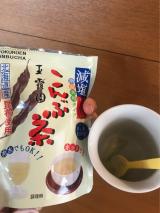 玉露園の減塩こんぶ茶の画像(3枚目)