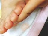 「デオナチュレで足サラサラ...♪*゚」の画像(3枚目)