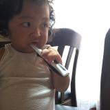子供の歯磨きの画像(2枚目)