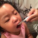子供の歯磨きの画像(4枚目)