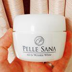 美白ケアもできるオールインワンジェル♡夫と一緒に使ってます。#PELLESANA #ペレサナ #オールインリンクルホワイト #オールインワンジェル #美白 #シミ #乾燥小じわ #ホワイトロー…のInstagram画像