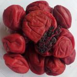 「【海の精】紅玉梅干 ちゃんと酸っぱい梅干し」の画像(4枚目)