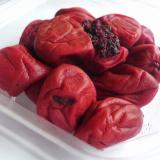 「【海の精】紅玉梅干 ちゃんと酸っぱい梅干し」の画像(5枚目)