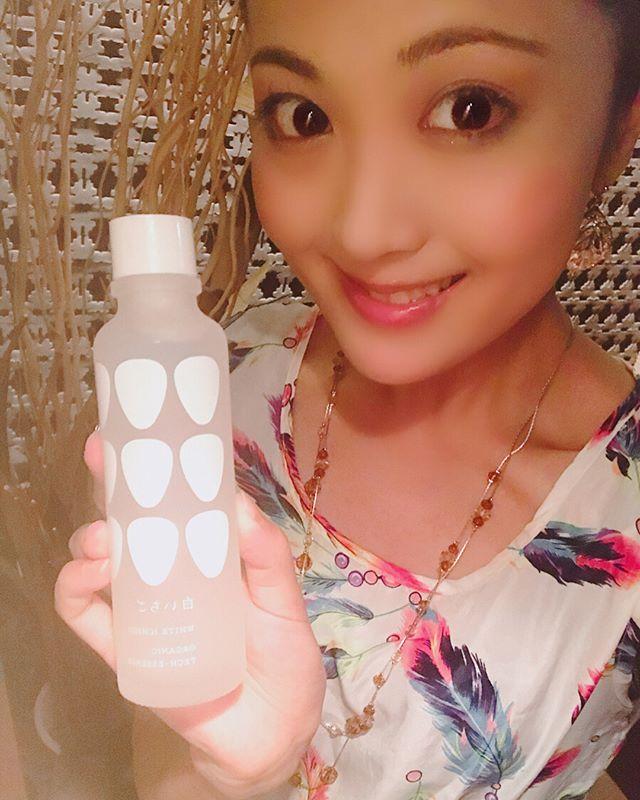 口コミ投稿:🍓#WHITE ICHIGO 🍓で#美活 毎日朝晩つける#化粧水 ✨の後につける製品の浸透力を高めて…