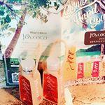 ジョイココスクラブ ハンドソープ♡こちらは持ち運びに便利なストラップ付きミニボトル✨ピンクブーケの甘いお花の香り💐スクラブがちょうど良い量でプチプチしながらスッキリ手を洗える!! ココ…のInstagram画像