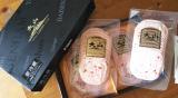 手作りピザと大山ハムさんのモルタデッラハムの画像(3枚目)
