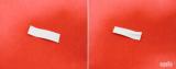 ☆ プリンタス株式会社さん カシオネームランド互換テープカートリッジ 裏面にスリットがあるから、剥がしやすい!の画像(10枚目)