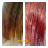 髪色をキャンディピンク色に変えてみた!♡の画像(3枚目)