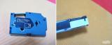 ☆ プリンタス株式会社さん カシオネームランド互換テープカートリッジ 裏面にスリットがあるから、剥がしやすい!の画像(7枚目)