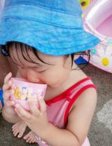 ビーンスターク ポカリスエット♪赤ちゃんの熱中症対策の画像(3枚目)