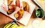 手作りピザと大山ハムさんのモルタデッラハムの画像(5枚目)