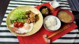 昔ながらの生姜焼き定食の画像(1枚目)