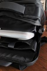 ★★★ 通勤・通学、旅行にも!ALPHAコラボの便利な2層式収納バックパック ★★★の画像(14枚目)