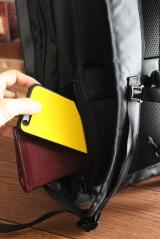 ★★★ 通勤・通学、旅行にも!ALPHAコラボの便利な2層式収納バックパック ★★★の画像(15枚目)
