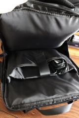 ★★★ 通勤・通学、旅行にも!ALPHAコラボの便利な2層式収納バックパック ★★★の画像(12枚目)