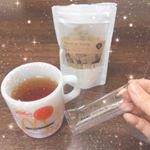 _大地のアカシヤ💛優しいけど力強い甘みに、まろやかな舌触り!大好きな紅茶に入れて楽しんでいます☕️自社提携工場にて採取したはちみつ🐝🍯徹底的な検査、基準値をもってしっかりチェックしているそうで…のInstagram画像