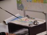 ♪口と足で描く芸術家協会「夏の特別課外授業」♪♪の画像(7枚目)