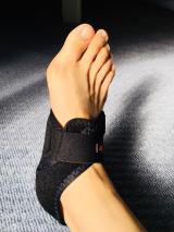 かかと痛サポーターでウォーキングをしたくなる足への画像(5枚目)