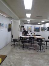 ♪口と足で描く芸術家協会「夏の特別課外授業」♪♪の画像(2枚目)