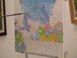 ♪口と足で描く芸術家協会「夏の特別課外授業」♪♪の画像(10枚目)
