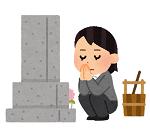 「お墓参り」の画像(1枚目)