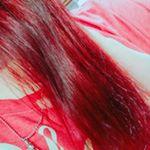 ⋆*ずっと緑のメッシュを入れてたけど落ちてしまったので今度はピンク!大好きなデビルズトリックです✨⋆明るい髪にはもちろんのこと、暗い髪にもしっかり発色してくれて一気に夏…のInstagram画像